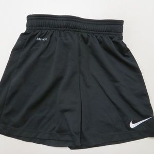 Nike Youth Boys Academy Longer Knit Soccer Shorts